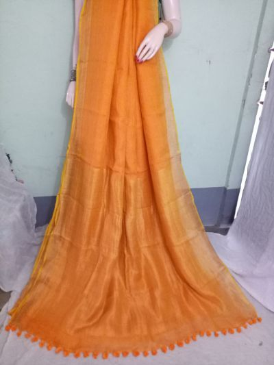 Linen Saree 02