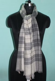 Blended Wool Stole 01