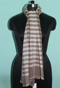 Blended Wool Stole 02
