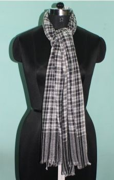 Blended Wool Stole 03