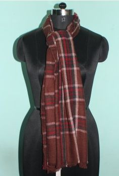 Blended Wool Stole 04