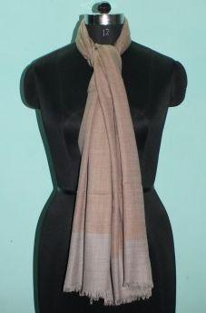 Designer Wool Silk Stole 01