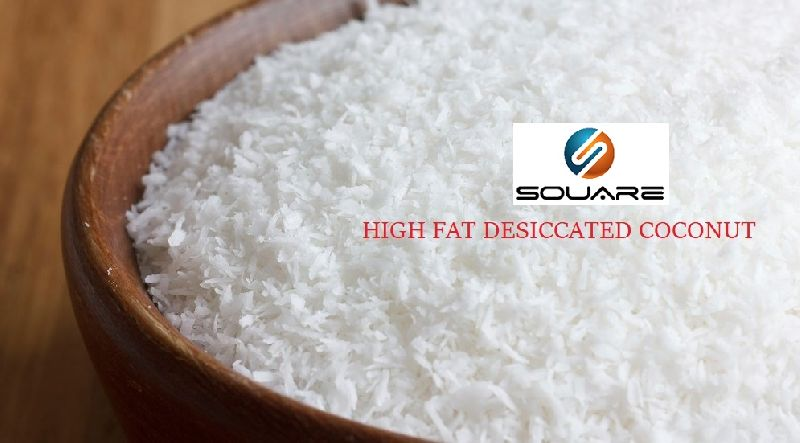 High Fat Desiccated Coconut