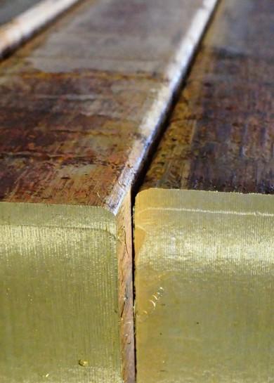 Brass Ingot 04