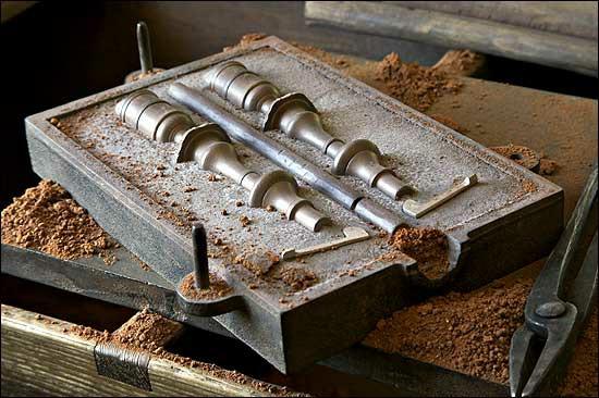 Sand Casting 04