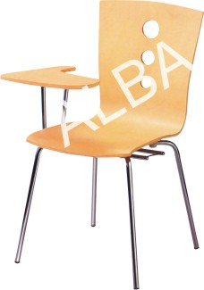 346 Writing Pad Chair