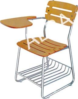 347 Writing Pad Chair