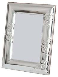 AVR-3026 Silver Photo Frame