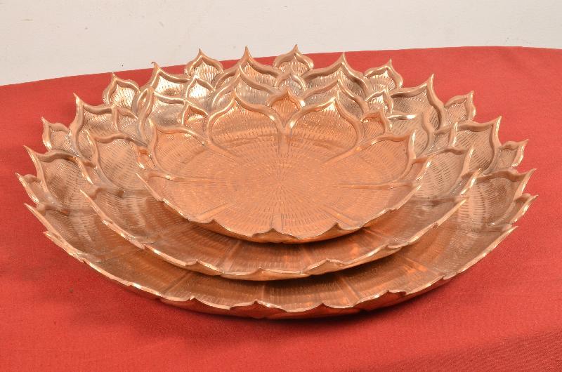 AVR-5009 Aluminium Dish