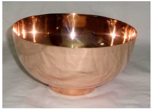 Copper Bowl 01
