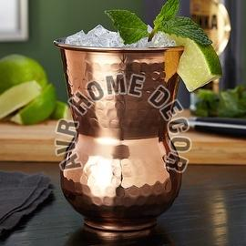 Copper Hourglass Tumbler