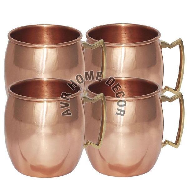Copper Moscow Mule Mug 06