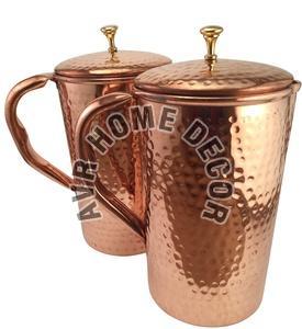 Copper Water Jug 02