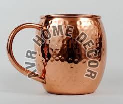 Copper Moscow Mule Mug 01