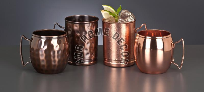 Copper Moscow Mule Mug 02