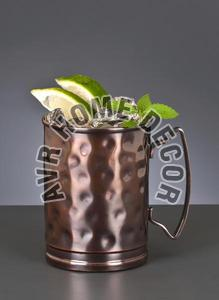 Copper Moscow Mule Mug 04