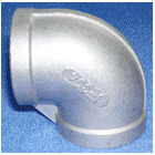 Stainless Steel Elbow 90