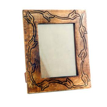 Handicraft Wooden Photo Frame 01