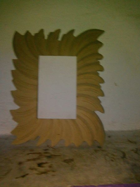 Handicraft Wooden Photo Frame 02
