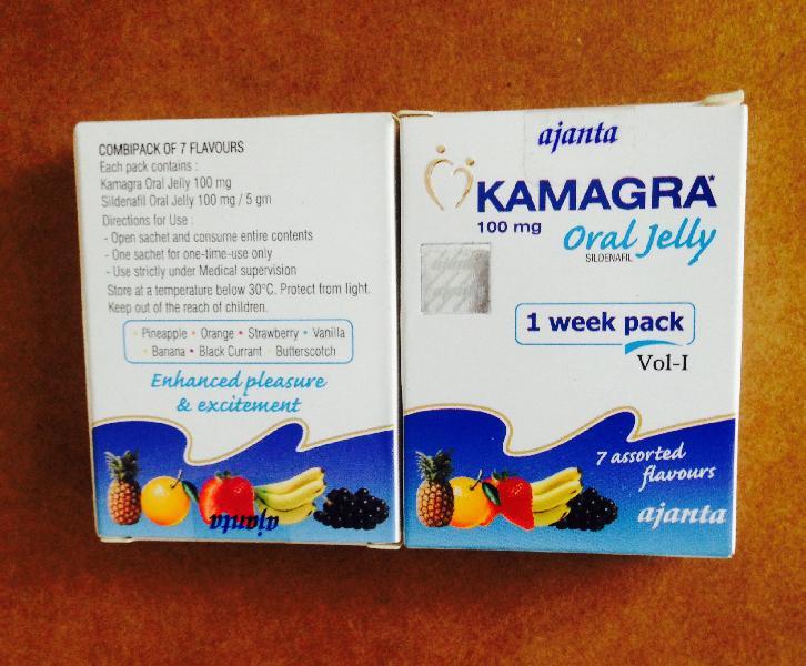 Vol-I Kamagra Oral Jelly