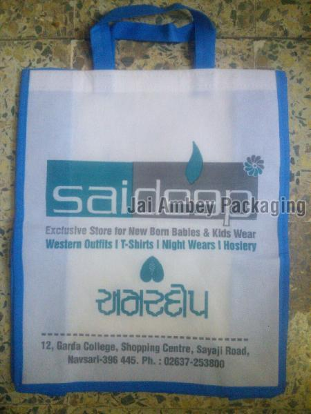Non Woven Loop Handle Bag 01