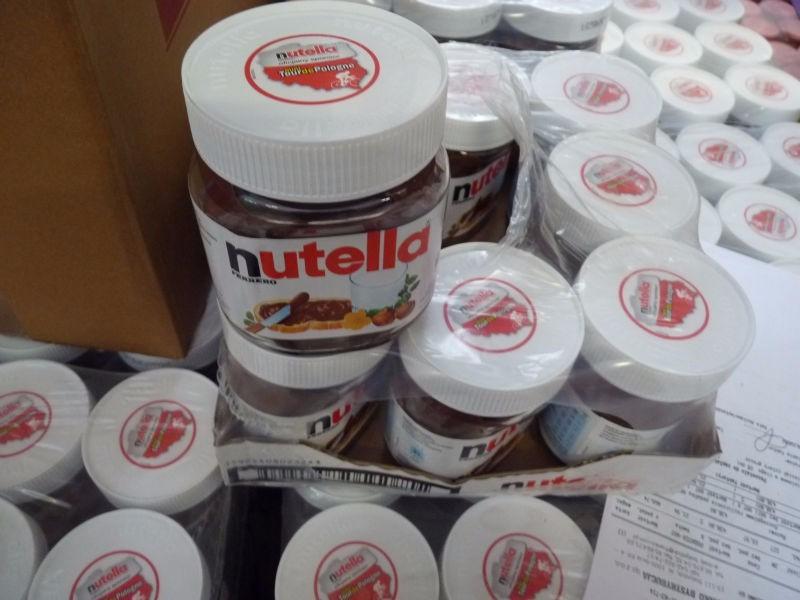 Nutella Chocolate Cream