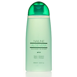 Nailine Aloe Vera Shower Gel