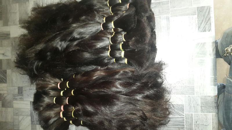 Temple Cut Bulk Hair 01