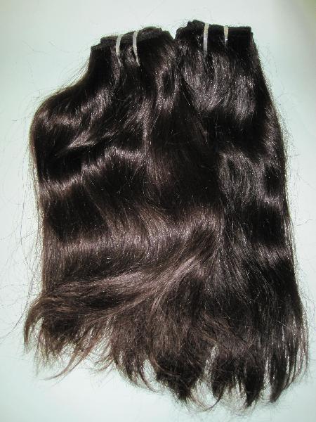 Wavy Weft Hair 01