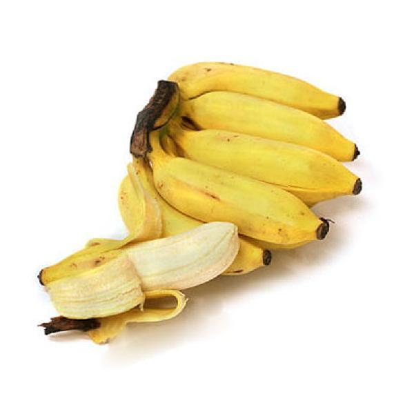 Fresh Poovan Banana 01