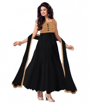 Plain Anarkali Suits