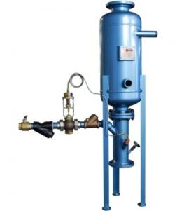 Boiler Blowdown Separator