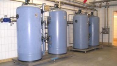 Water Dealkalizer