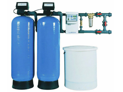Water Softeners Industrial