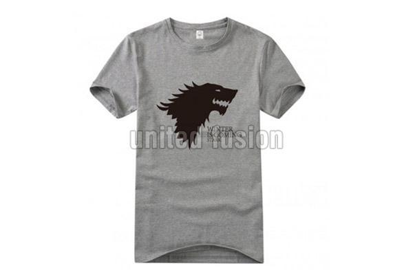 Ladies Round Neck T-Shirts 06