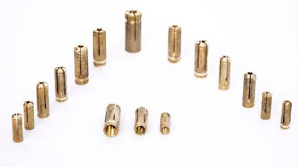 Brass Anchors