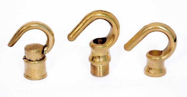 Brass Ceiling Hooks