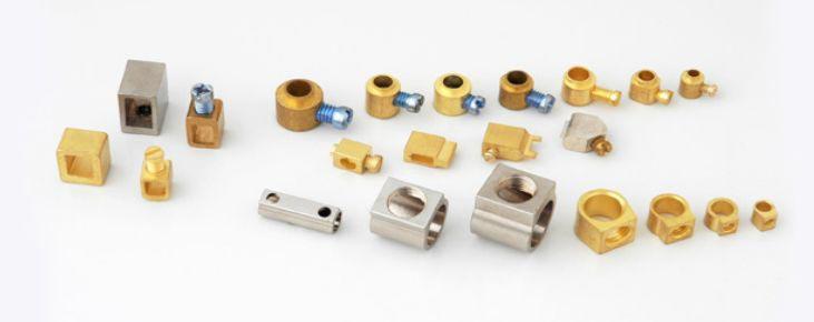 Brass Connectors & Pillars