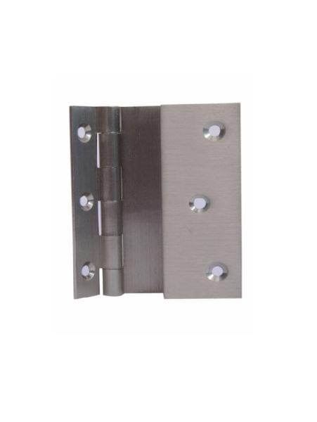 Brass Nickel & Chrome Z Type Hinges