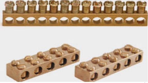 Brass Wiring Terminals