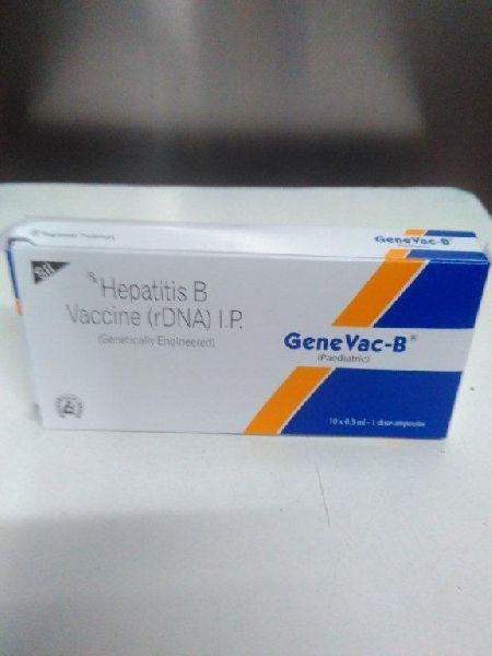 GeneVac-B Hepatitis B Vaccine (Paediatric)