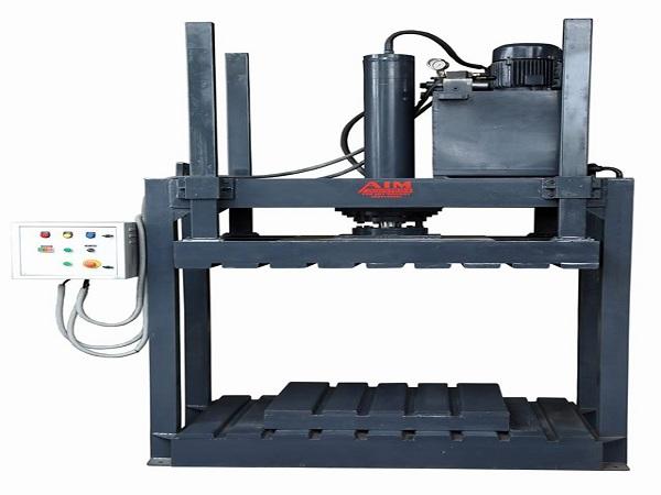 Woven Sack Bag Baling Press Machine