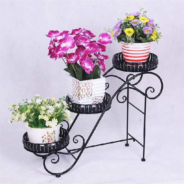 Iron Flower Pots