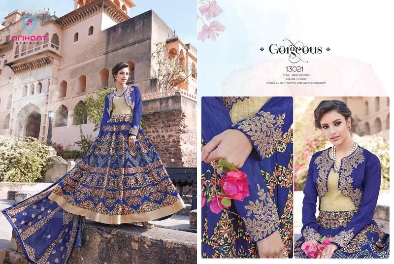 Dress Material (Model No - 13021 (2))