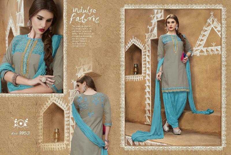 Dress Material (Model No - 9953)