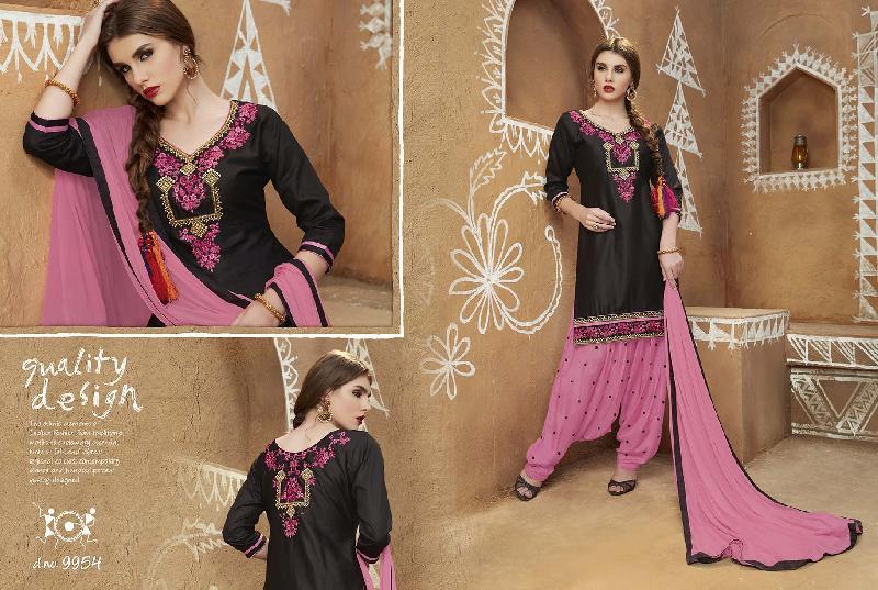 Dress Material (Model No - 9954)