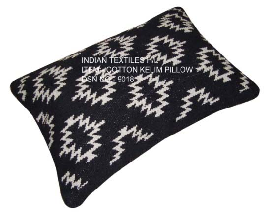 Cotton Kelim Pillow 9018