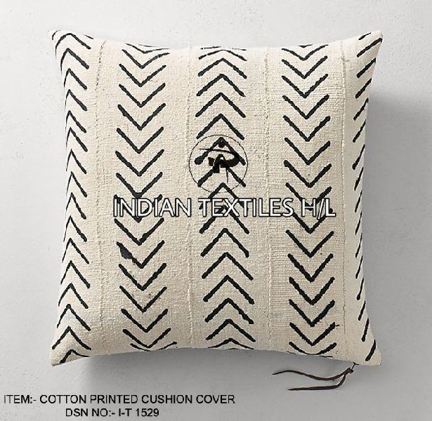 Printed Cushion Cover 02