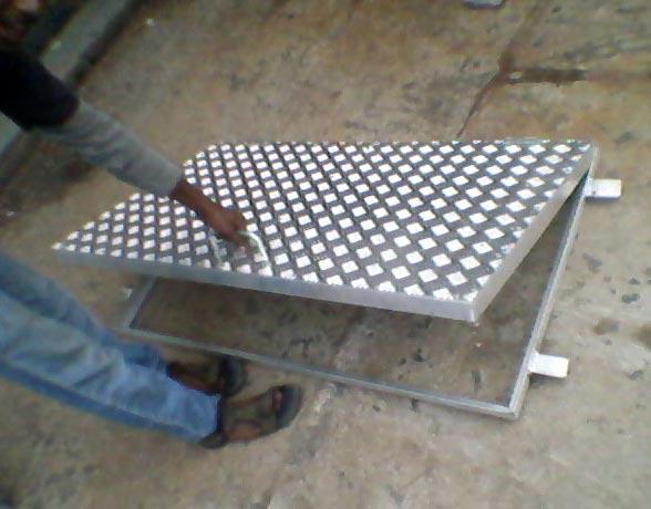 Aluminium Manhole Covers