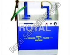 Ampoule Filling & Sealing Machine 01